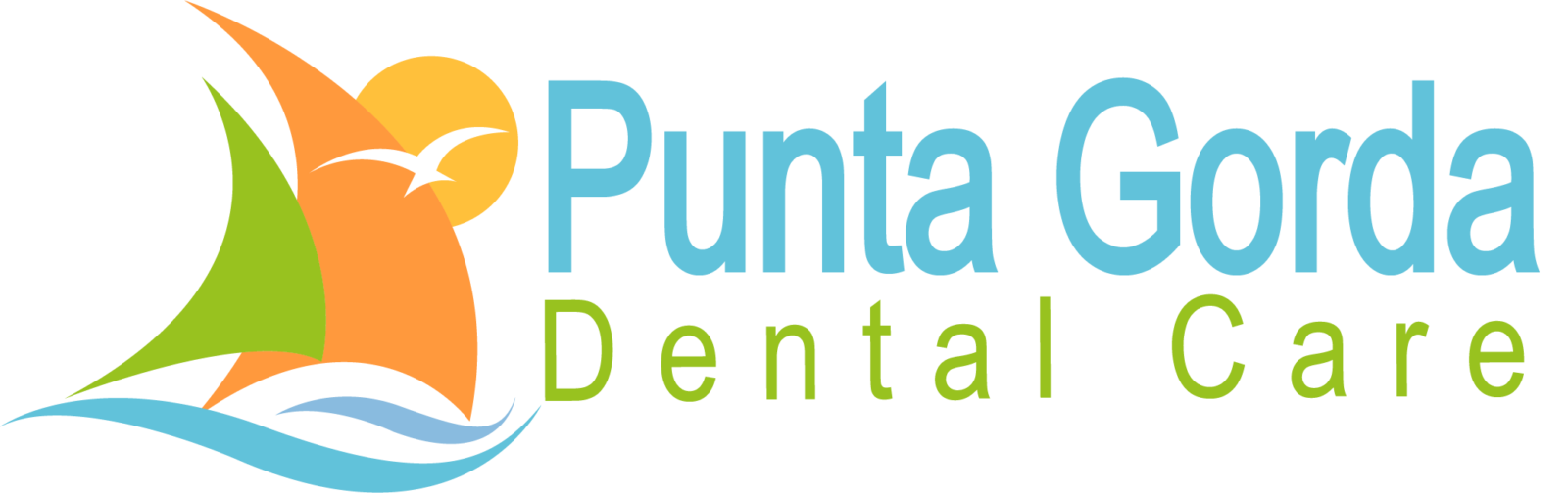 Punta Gorda Dental Care No Tagline transparent logo